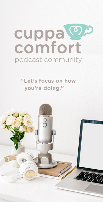 a podcast for new mum mothers